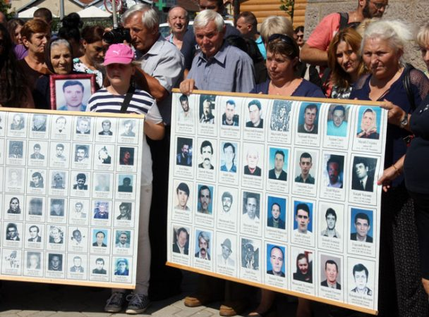 Грачаница: Обиљежен Међународни дан несталих Срба са Космета