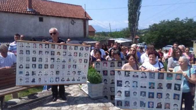 Обележене две деценије од страдања Срба у Ораховцу