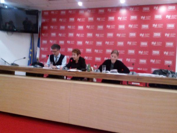Састанак са Специјализованим већем специјалног суда у Хагу за ратне злочине ОВК на Косову и Метохији