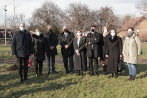 Посађено сто стабала у знак сећања на особе нестале током ратних сукоба у бившој Југославији