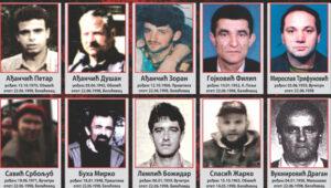 Oбележавања  23-ће годишњице киднаповања радника угљенокопа Белаћевац код Обилића