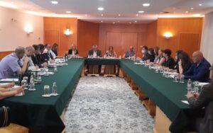 Одржана је десета седница Комисије за нестала лица