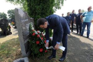 Обележено 23 године од страдања Срба у Ораховцу