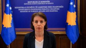 Косовска министарка спољних послова Доника Гервала рекла је за швајцарске медије да су припадници ОВК чинили убиства током послератног периода