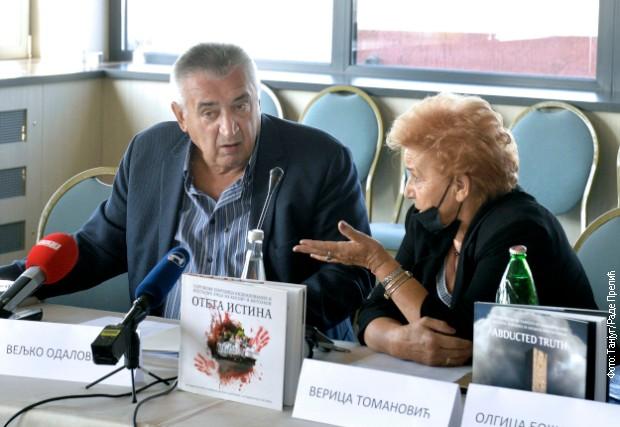 Одаловић: Приштина игнорише позиве на састанак, заустављен процес тражења несталих